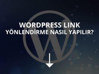 WordPress Link Yönlendirme