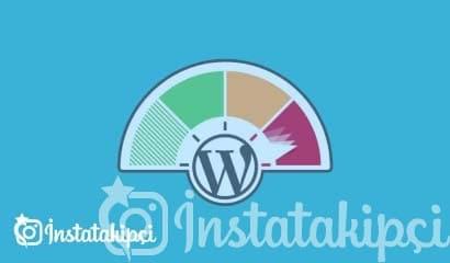 wordpress site hızı arttırma