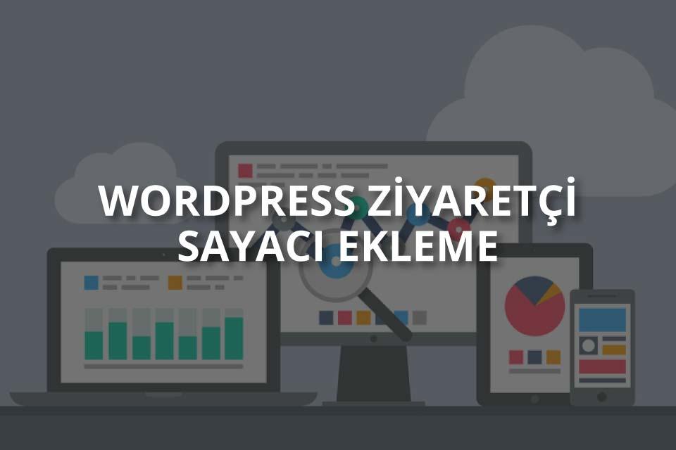 WordPress Ziyaretçi Sayacı