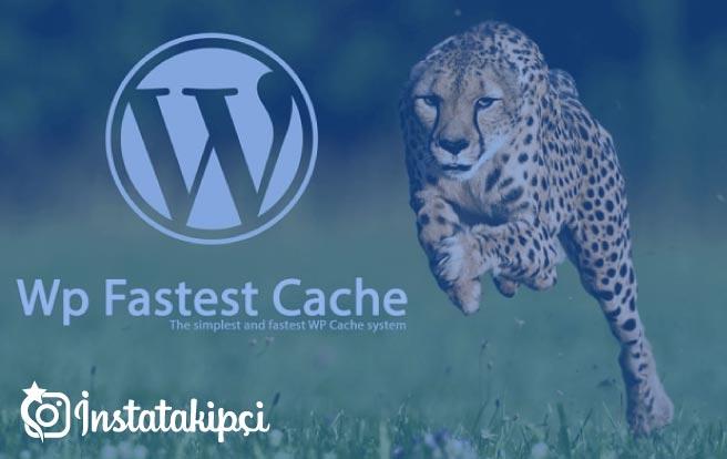 wp fastest cache ayarları