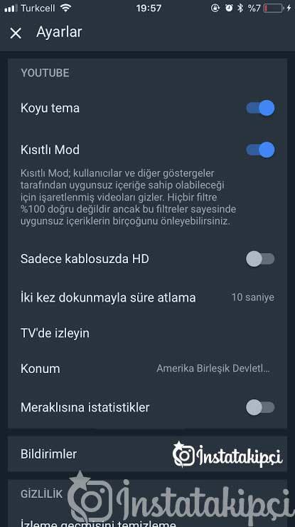 youtube siyah ekran