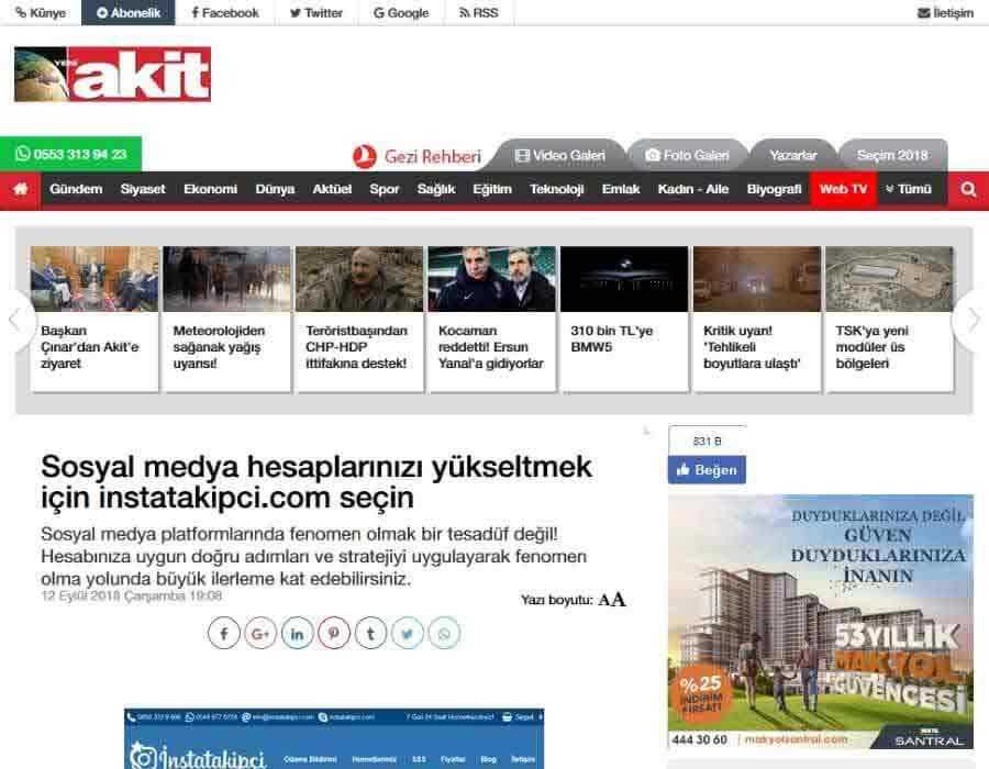 yeniakit.com.tr