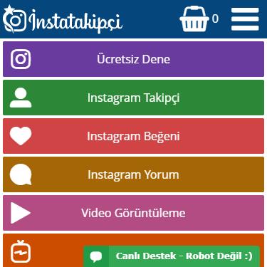 Instagram Türk Aktif Takipçi Satın Al ₺6,50'den