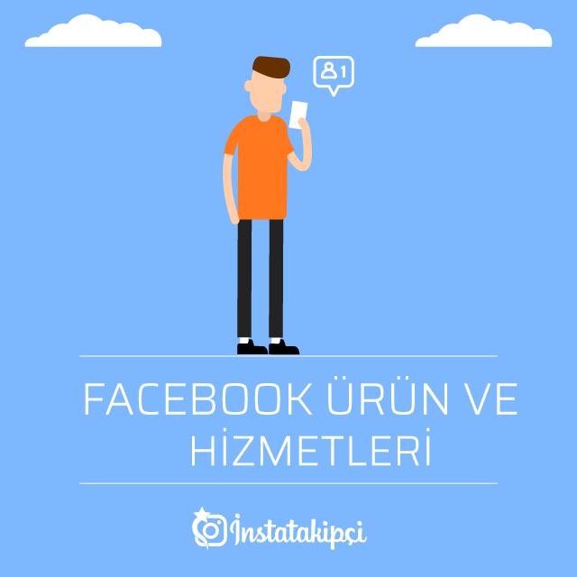 facebook ürün ve hizmetleri