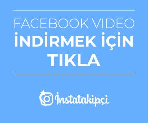 Facebook Reklamsız Video İndir