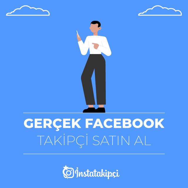 Gerçek Facebook Takipçi Satın Al