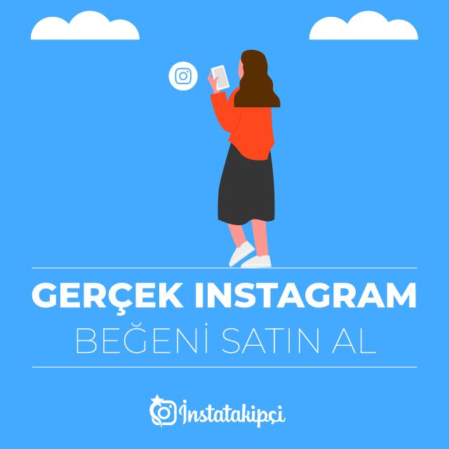 Gerçek Instagram Beğeni Satın Al