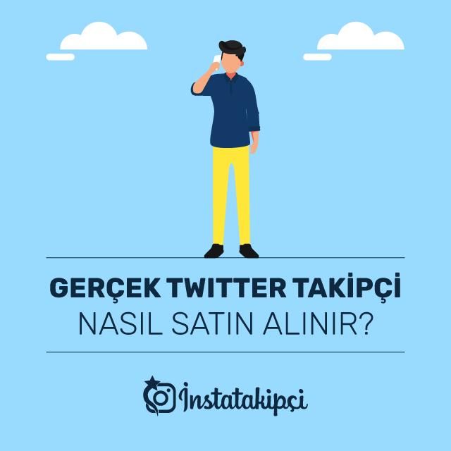 Gerçek Twitter Takipçi Nasıl Satın Alınır
