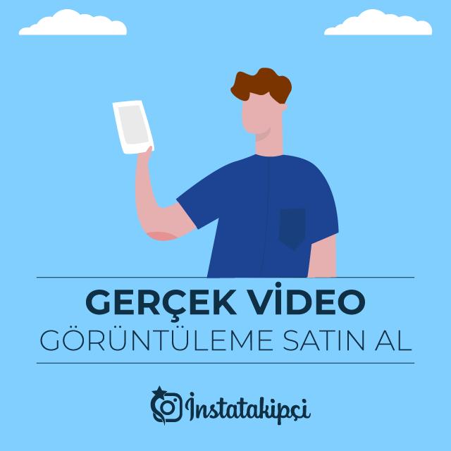 Gerçek Video Görüntüleme Satın Al