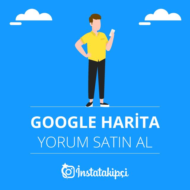 Google Harita Yorum Satın Al