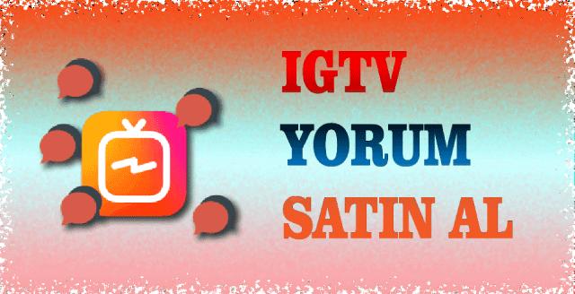 Instagram IGTV Yorum Al