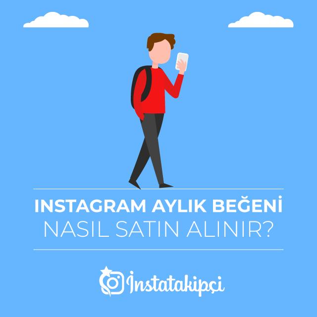 Instagram Aylık Beğeni Nasıl Satın Alınır