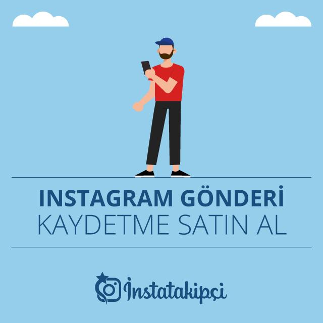 Instagram Gönderi Kaydetme Satın Al