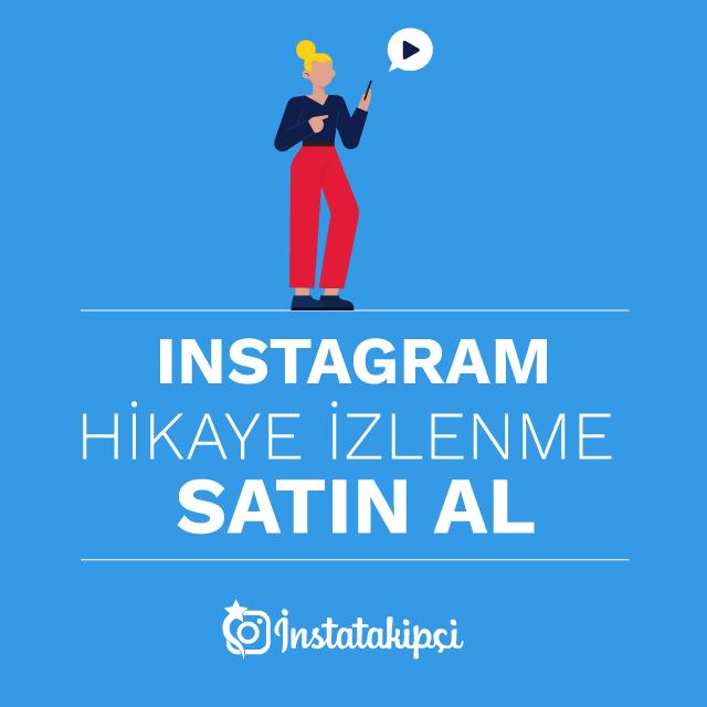 Instagram Hikaye İzlenme Satın Al