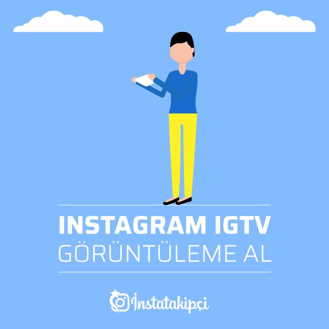 IGTV Görüntülenme Satın Al