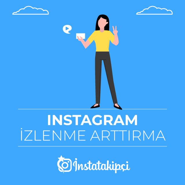Instagram İzlenme Arttırma
