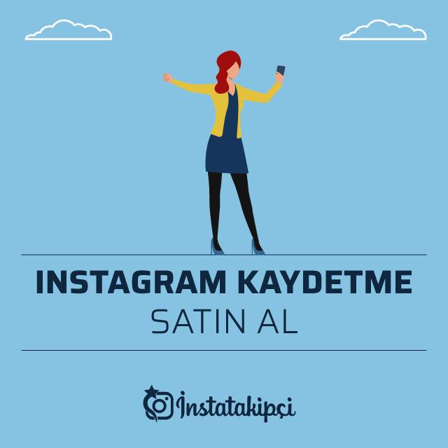 Instagram Kaydetme Satın Al & Keşfet Garantili - Instatakipci