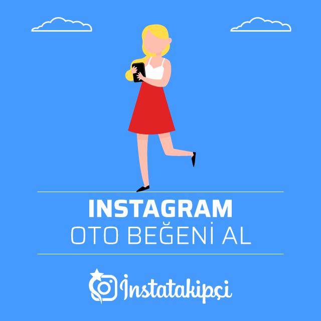 Instagram Oto Beğeni Al