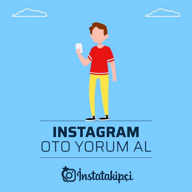 instagram oto yorum al