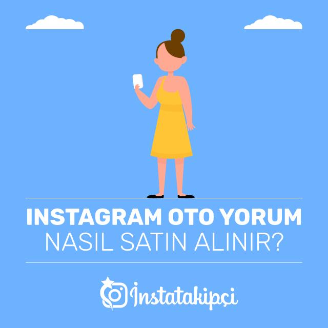 instagram oto yorum nasıl alınır