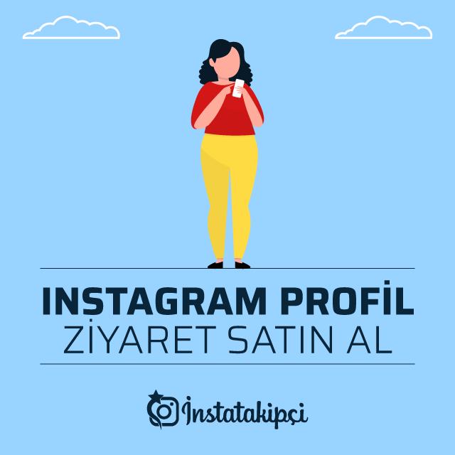 Instagram Profil Ziyaret Satın Al