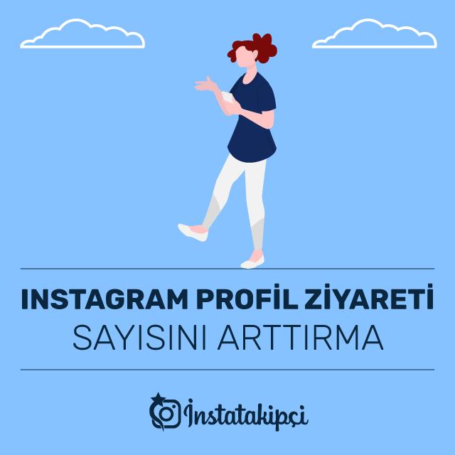 Instagram Profil Ziyareti Sayısını Arttırma