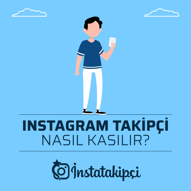 Instagram Takipçi Nasıl Kasılır