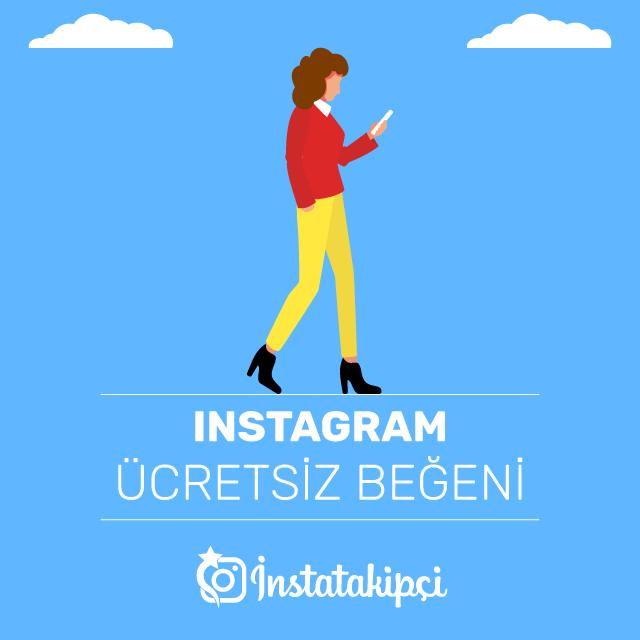 Instagram Ücretsiz Beğeni