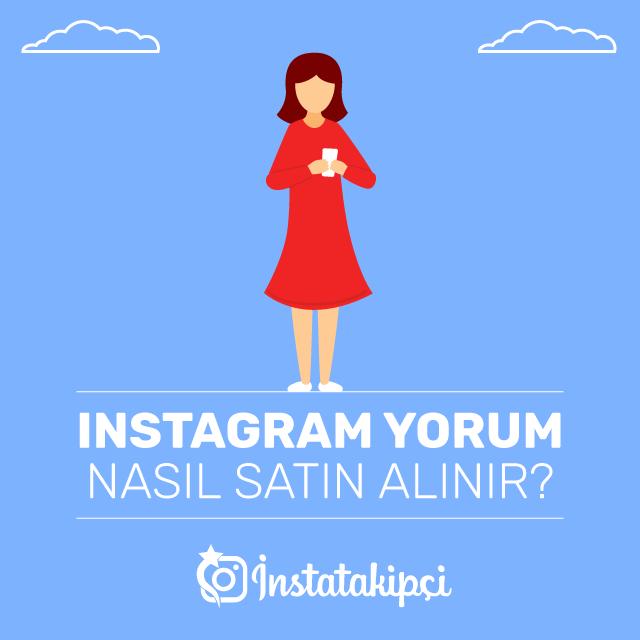 instagram yorum nasıl satın alınır