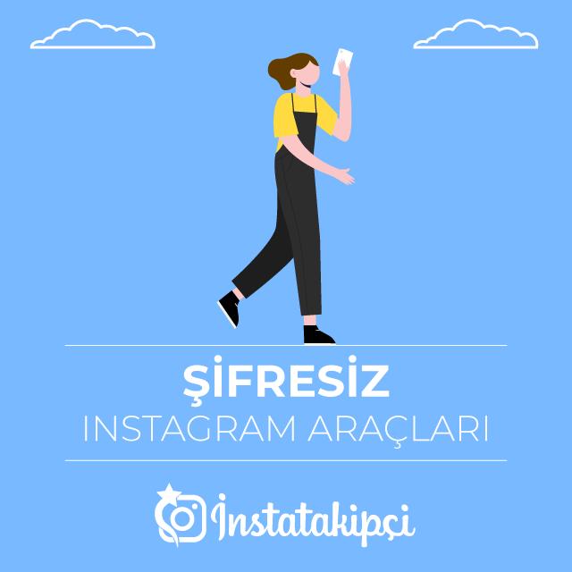 Şifresiz Instagram Araçları