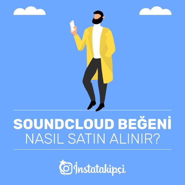 Soundcloud beğeni nasıl satın alınır?