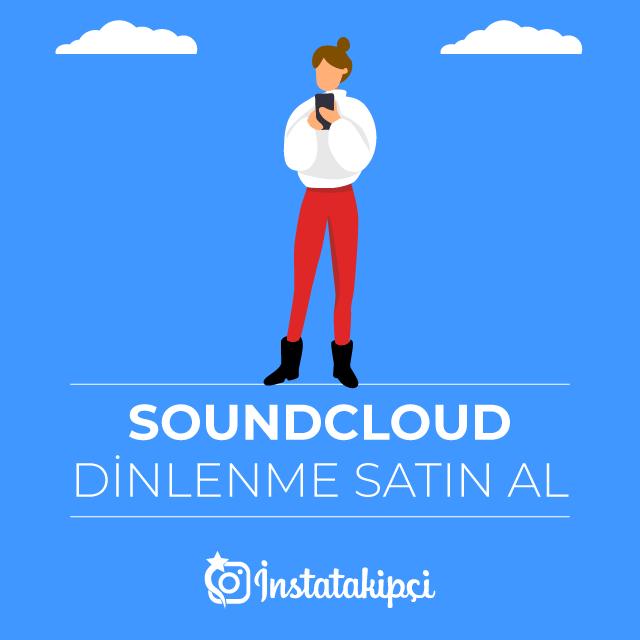 SoundCloud Dinlenme & Plays Satın Al