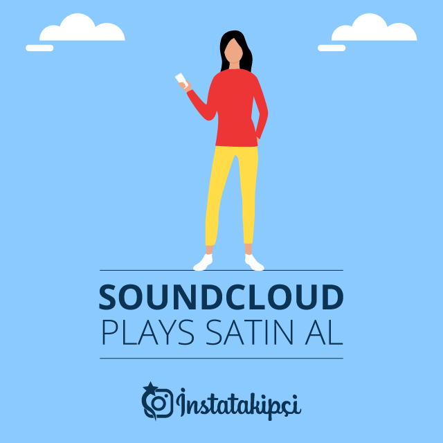 Soundcloud plays satın al