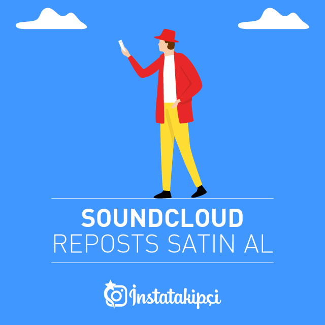 SoundCloud Reposts Satın Al & Aktif