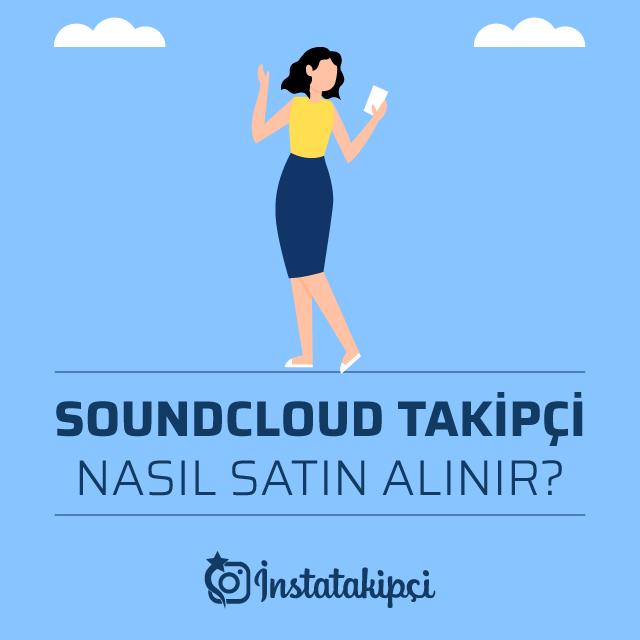 Soundcloud takipçi nasıl satın alınır