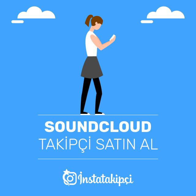 SoundCloud Takipçi & Hayran Satın Al