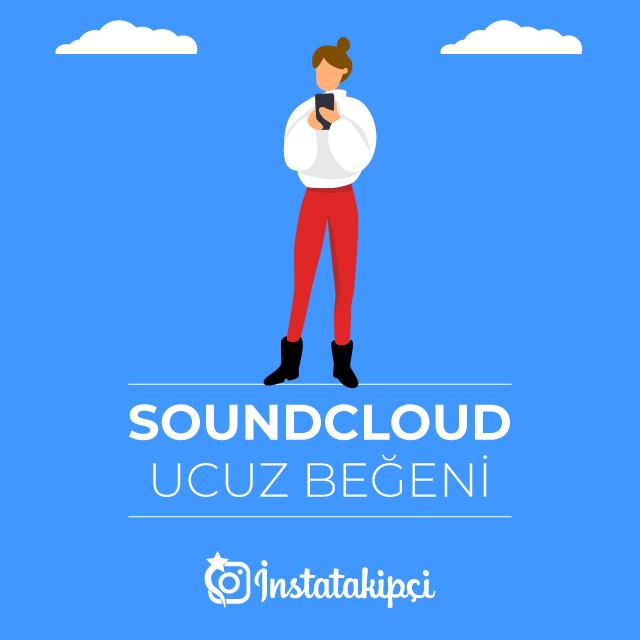 Soundcloud Ucuz Beğeni