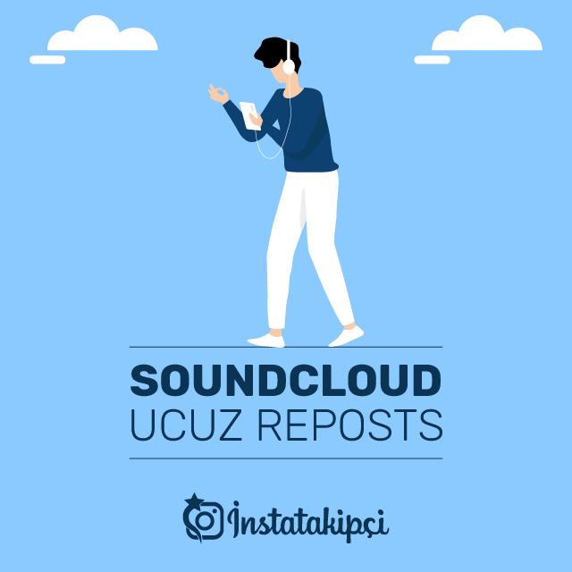 soundcloud ucuz reposts