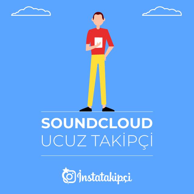 Soundcloud ucuz takipçi
