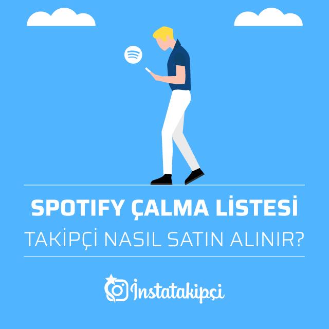 Spotify Çalma Listesi Takipçi Nasıl Satın Alınır