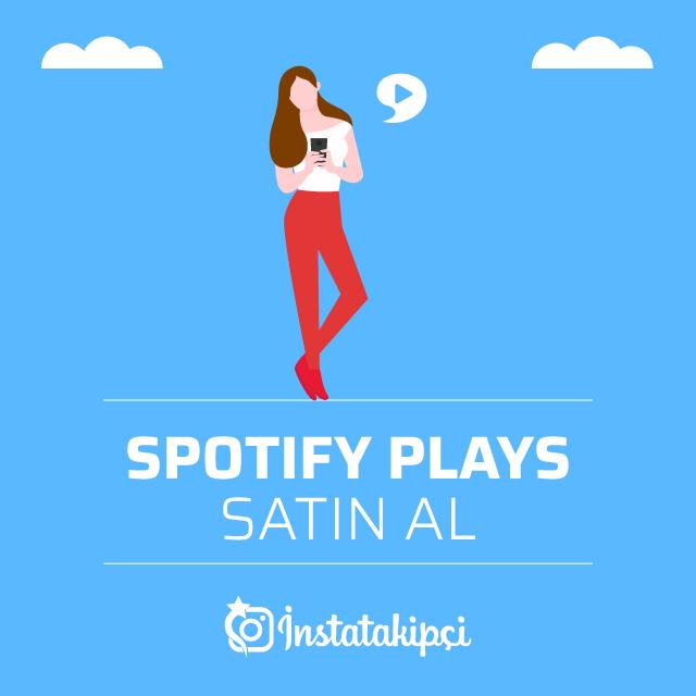 Spotify Plays Satın Alınacak güvenilir siteler