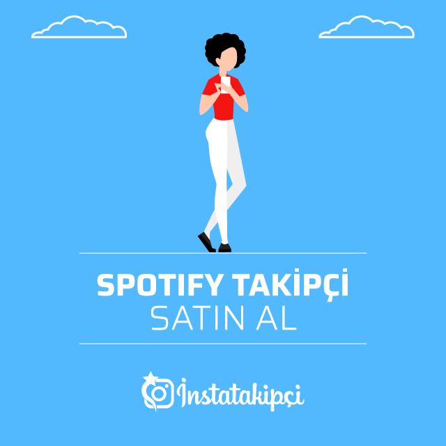 Spotify Takipçi Satın Al & Garantili