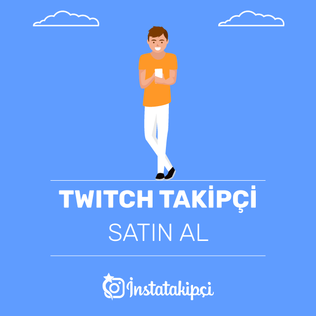 Twitch Takipçi Satın Al