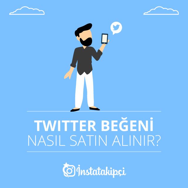 Twitter Beğeni Nasıl Satın Alınır