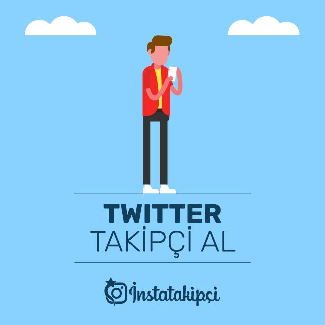 Twitter Takipçi Al