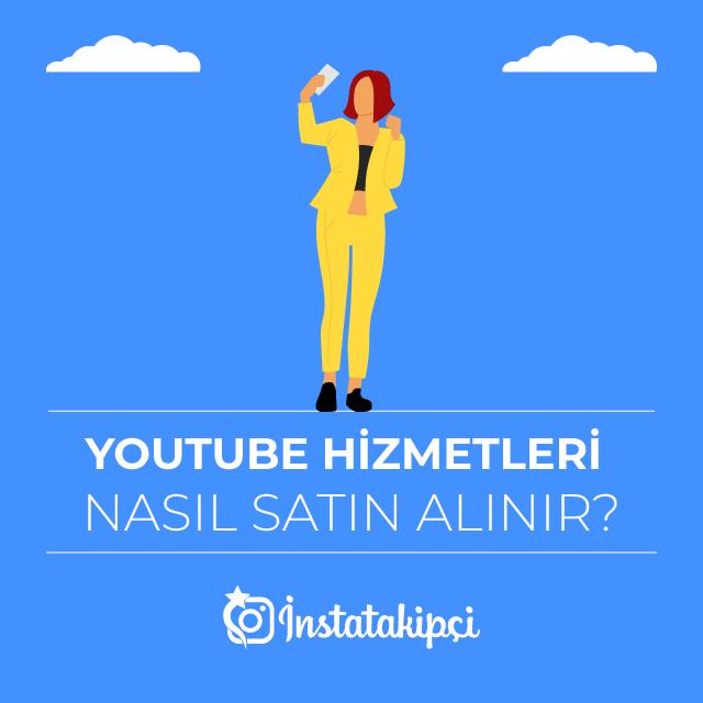 Youtube Hizmetleri Satın Al