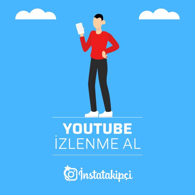 Youtube İzlenme Al