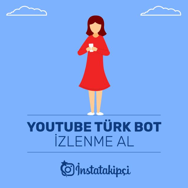Youtube Türk Bot İzlenme Al