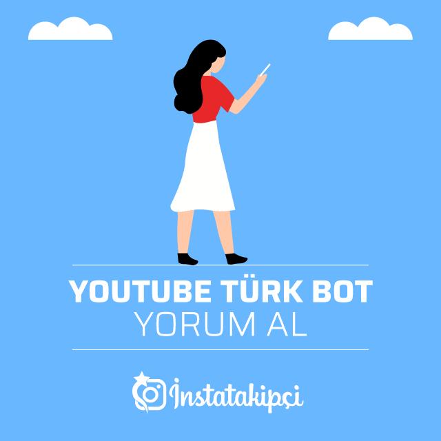 Youtube Türk Bot Yorum Al