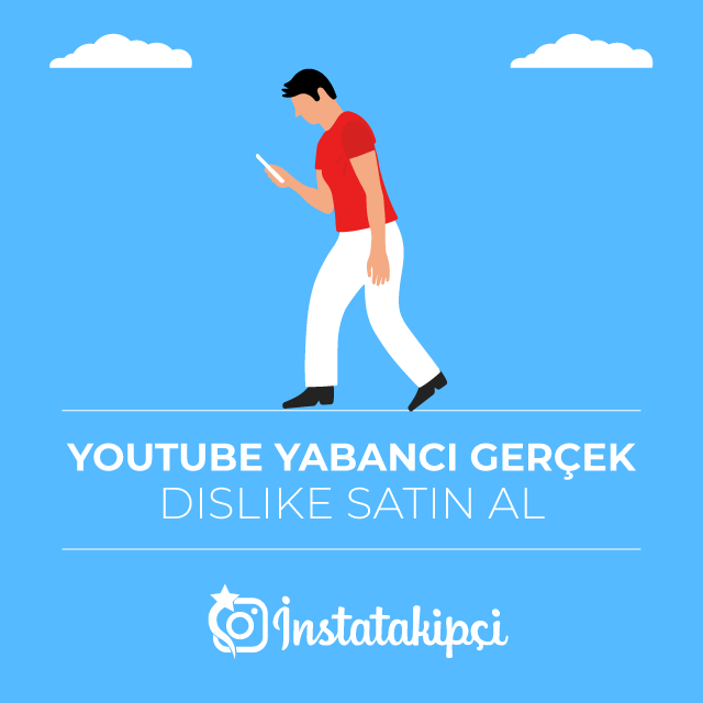 Youtube Yabancı Gerçek Dislikes Satın Al